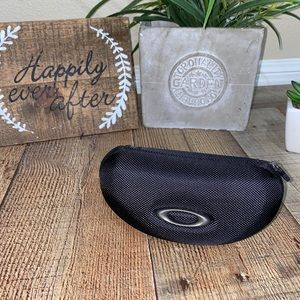 Oakley hard shell sunglasses case only